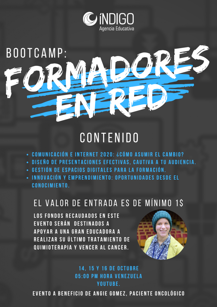 Bootcamp formadores en red